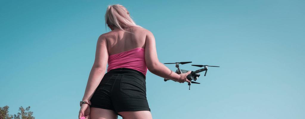 Beste drones onder 100 euro