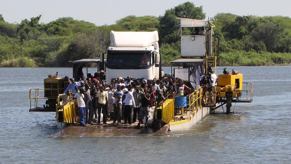 veerboot tanzania