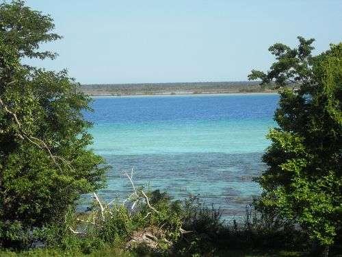 Laguna de siete colores
