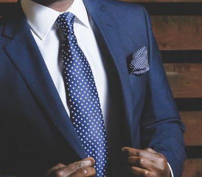 stropdas en pochet