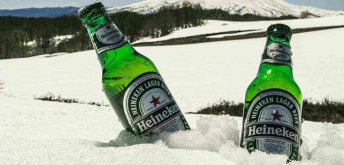 bier koel krijgen