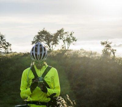 telefoonhouder voor op de fiets