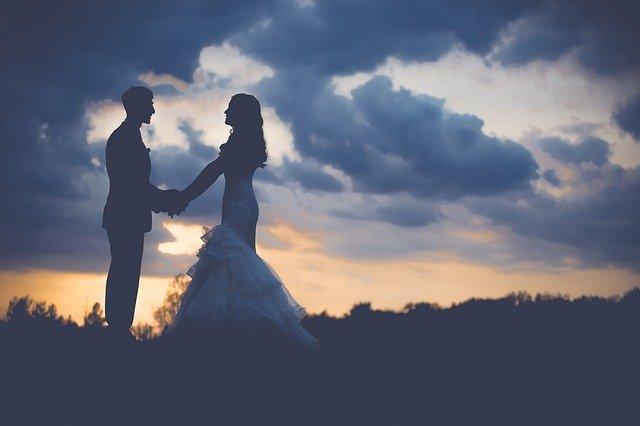 huwelijksdag en nacht