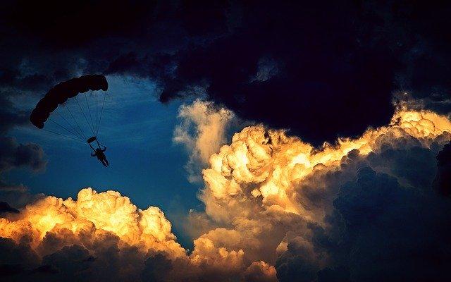 Parachutspringen