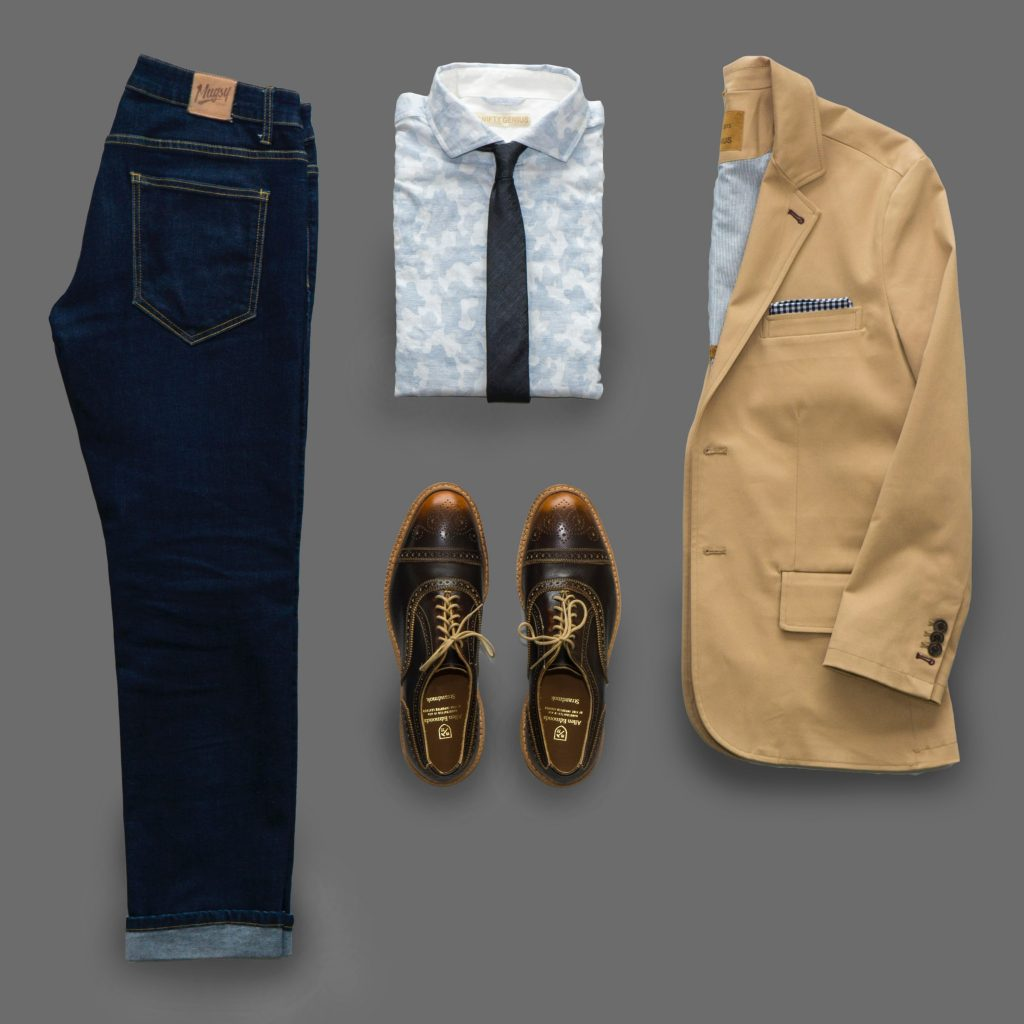 kleding outfit