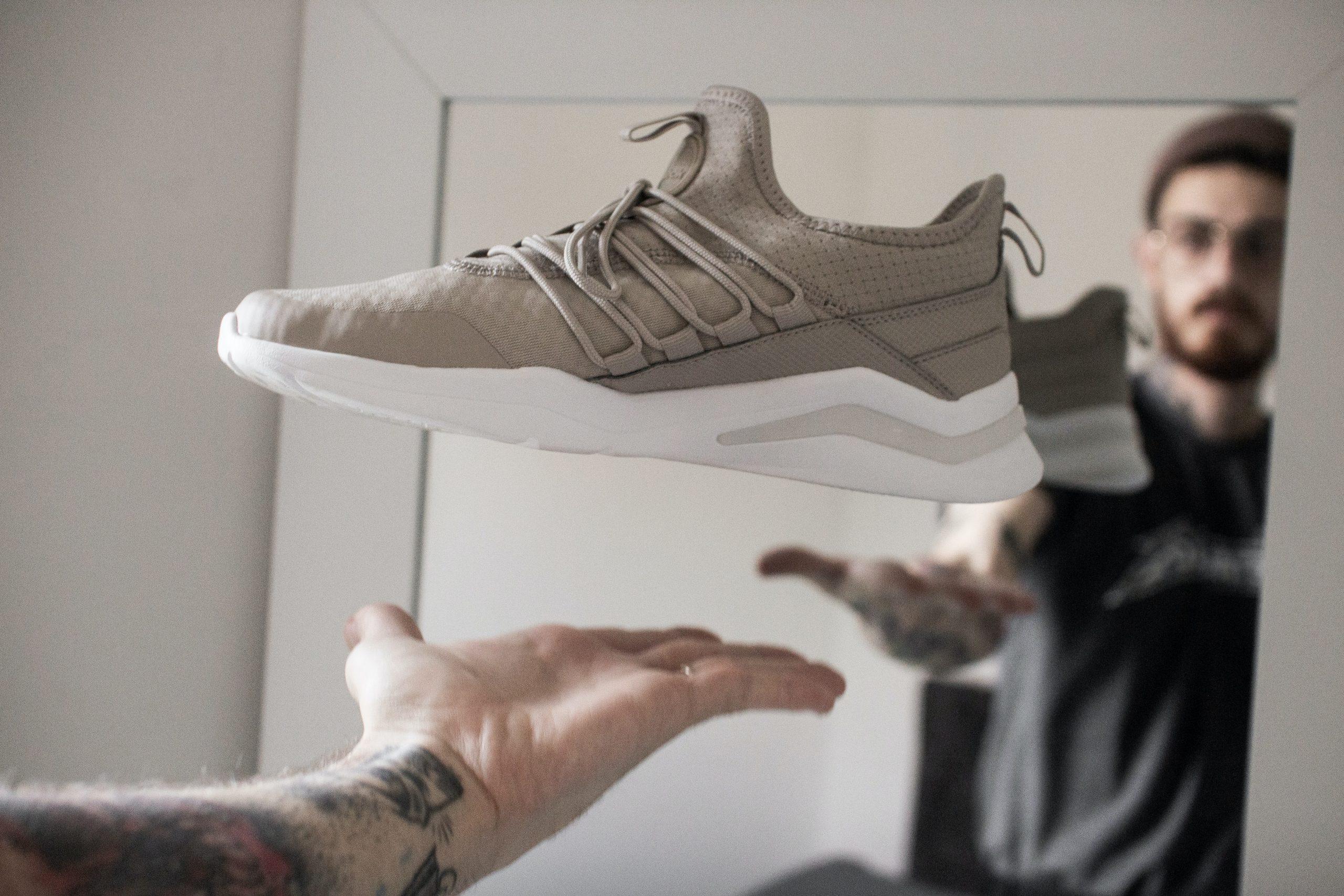 schoenen matchen met outfit