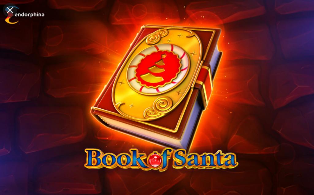 book of santa kerst slot